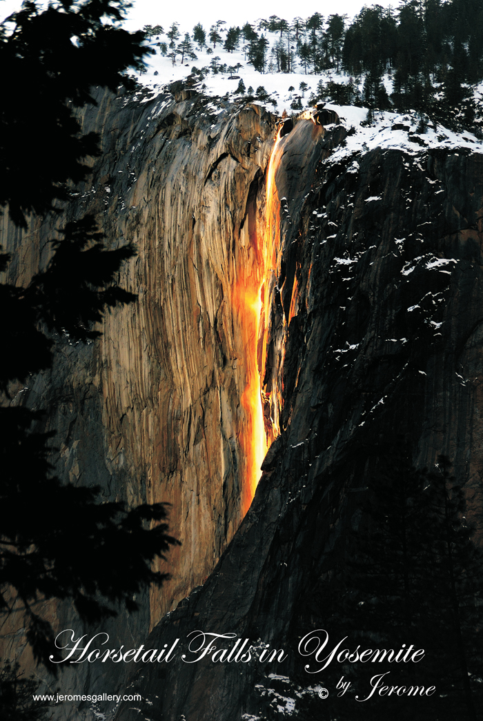 Red Horsetail Falls