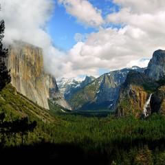 Yosemite Valley Bridalveil Fall (YOS-026)