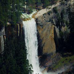 Vernal Falls (YOS-015)